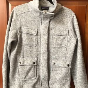 Patagonia Better Sweater Military Jacket